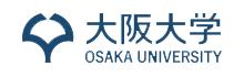 Osaka University Home